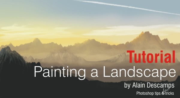 Painting_a_lanscape