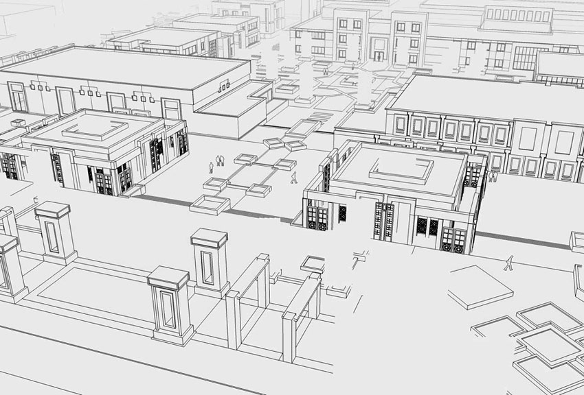 Line Drawing Render 3ds Max : Sketchup vray light tutorial coloring pages