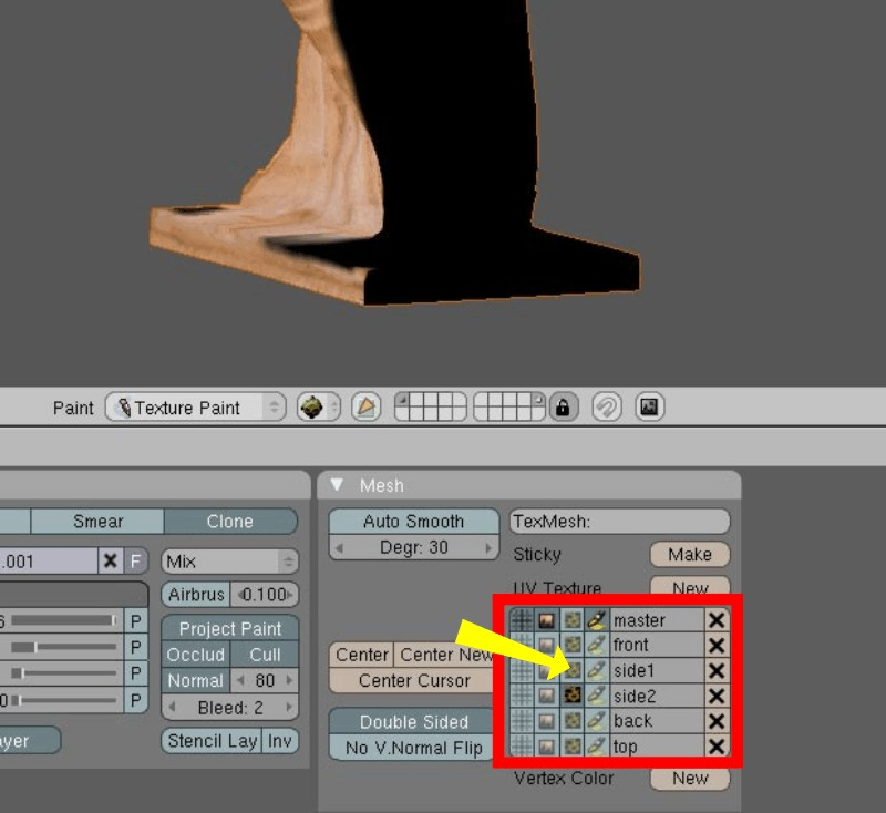 Blender to SketchUp – A Workaround for Texturing Organic