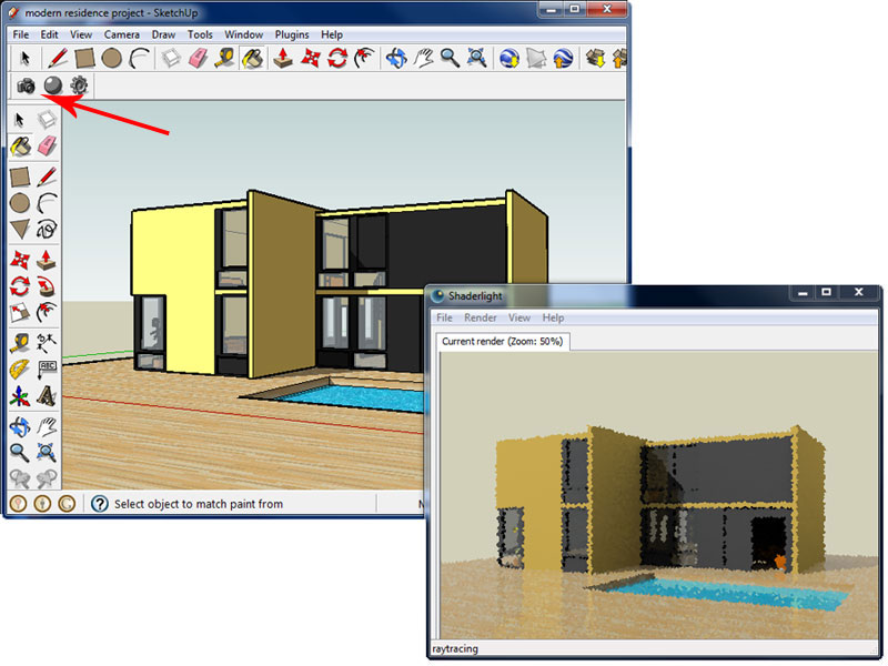 Sketchup full tutorial pdf | Download a series of sketchup tutorials