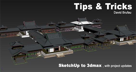 Tips & Tricks :: SketchUp 3D Rendering Tutorials by SketchUpArtists