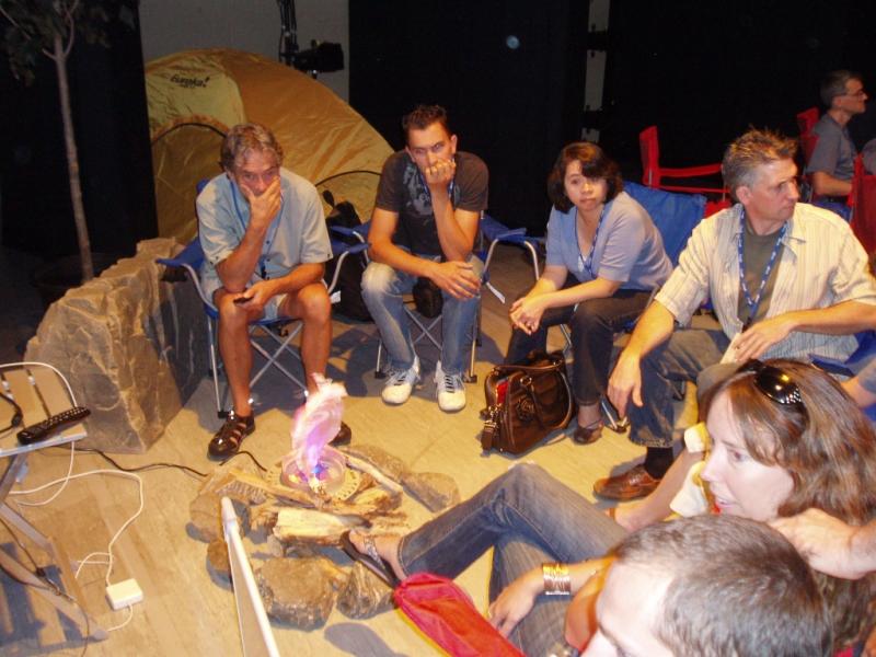 Google SketchUp 3D Basecamp 2010 and SketchUpArtists