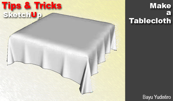 Tips & Tricks :: SketchUp 3D Rendering Tutorials by SketchUpArtists