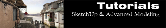 SketchUp-and-Advanced-Model