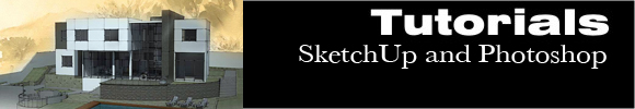 SketchUp-and-Photoshop
