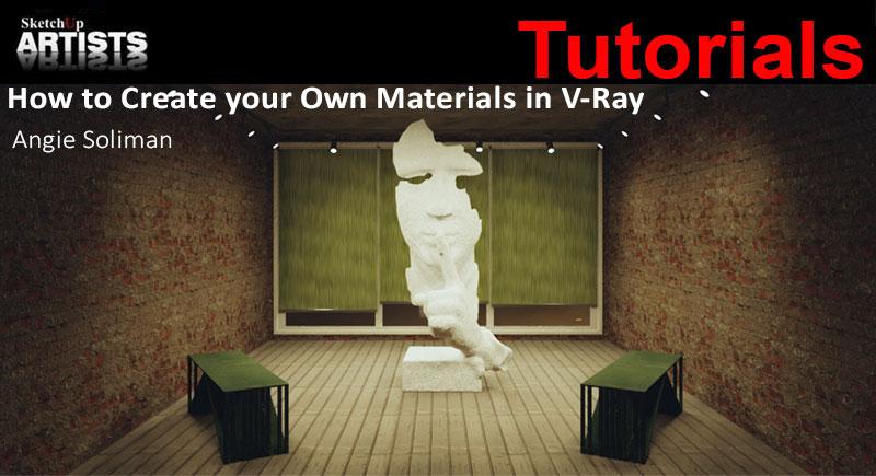 SketchUp and V-Ray :: SketchUp 3D Rendering Tutorials by
