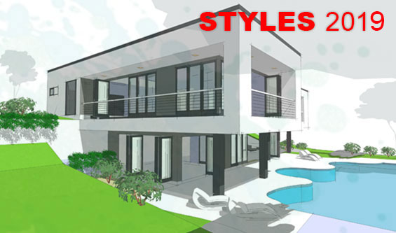 Styles :: SketchUp 3D Rendering Tutorials by SketchUpArtists