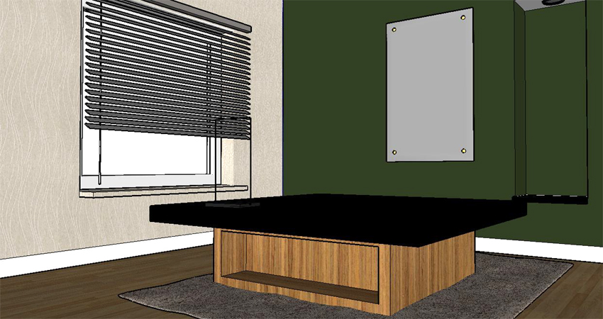 Basic SketchUp Interior : sketchup lighting - azcodes.com