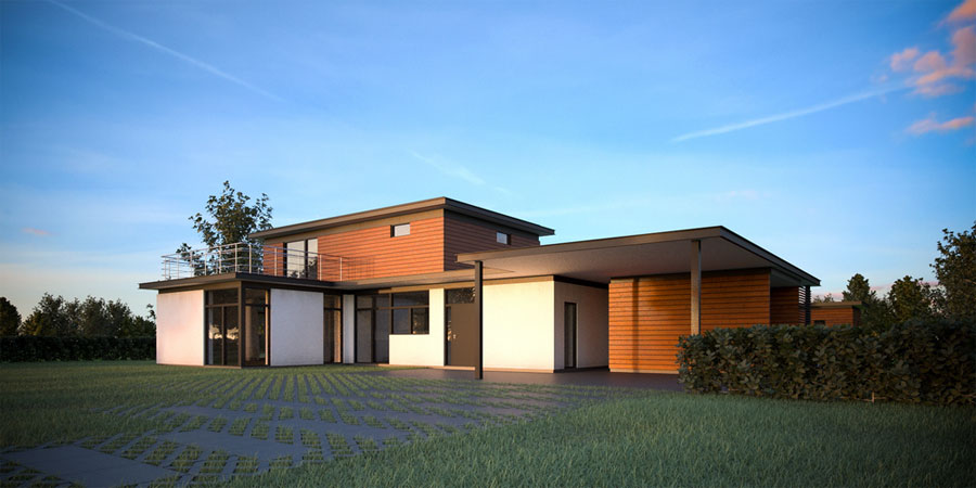 Maxwell For Sketchup Architectural Visualization Part 2 Sketchup 3d Rendering Tutorials By