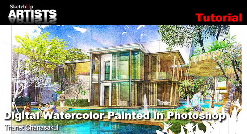 Rendering in SketchUp From Modeling to Presentation for Architecture Landscape Architecture and Interior Design