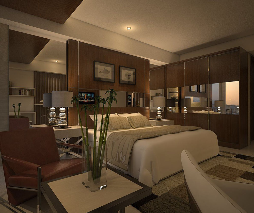 The Making Of Apartment Interior Sketchup 3d Rendering